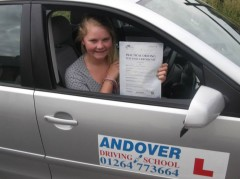 ANDOVER DRIVING SCHOOL, Driving Lessons in Andover - Pupil's